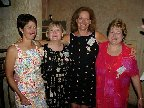 Our BHS '67 friends: Malena Bremer Merriam, Frankie Jones Bell, Judy Walton Davis & Merri Bandy Lewis