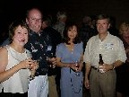 Leslie Dugas Firth, Wayne Brassey, Mai & Rich Harrington